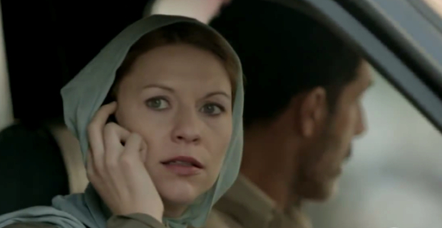 Claire Danes in Homeland Season 3 Episode 11 Homeland: Is Brody Strictly Optional?