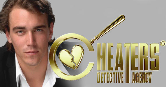 Clark Gable New Cheaters hostTV Cheaters Replaces Host Joey Greco with Clark Gable