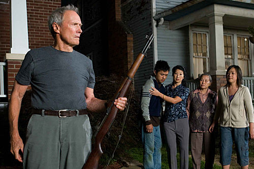 ClintEastwoodGranTorino The Top 10 Movie Moments of 2009