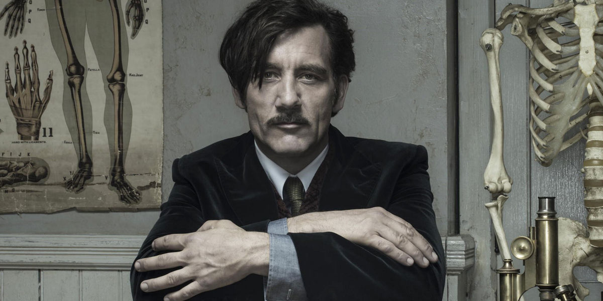 Clive Owen The Knick Cinemax