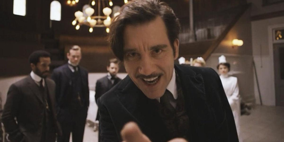 Clive Owen in The Knick Season 2