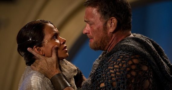 Cloud Atlas Review starring Tom Hanks Halle Berry Hugh Grant and Susan Sarandon After Earth Trailer: Will & Jaden Smith Are Stranded in the Savage Land