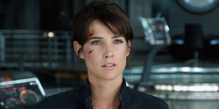 Cobie Smulders role in avengers