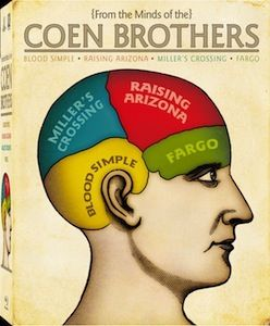 Coen Brothers Collection Blu ray2 DVD/Blu ray Breakdown: August 30, 2011