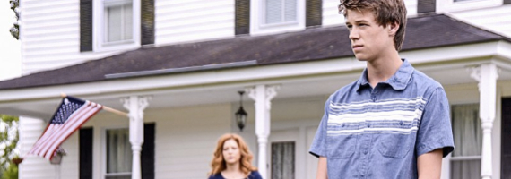 Colin Ford in Under the Dome Thicker Than Water Under The Dome Season 1, Episode 8 Review – Calling An Audible