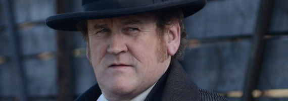 Colm Meaney in Hell on Wheels The Game Hell on Wheels Season 3, Episode 4 Review – A Little Stickball