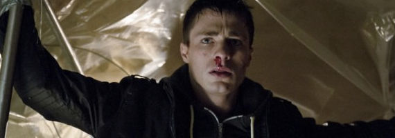 Colton Haynes in Arrow Salvation Arrow Season 1, Episode 18 Review – No Man is an Island