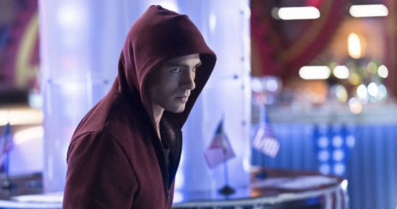 Colton Haynes in Arrow Season 2 Episode 20 Arrow Delivers A Surprising Deathstroke (SPOILERS)
