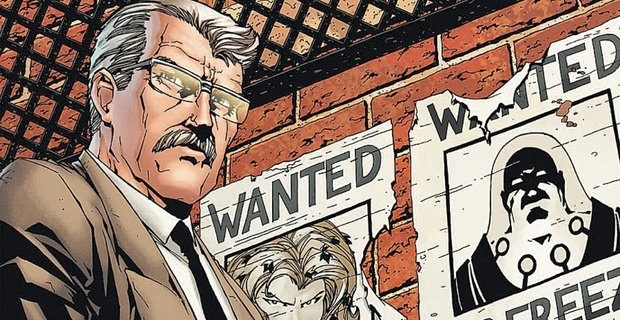 Commissioner James Gordon Batman V Superman Rumor Patrol: Emily Blunt Role & Jim Gordon Appearance?