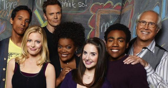 Community Cast Season 4 Comic Con 2012 Schedule: Friday July 13th