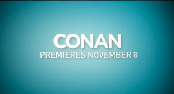 Conan O'Brien new TBS show Conan