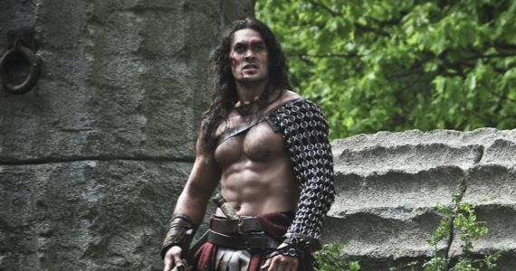 Conan the Barbarian red band trailer Conan the Barbarian Red Band Trailer: There Will Be Blood
