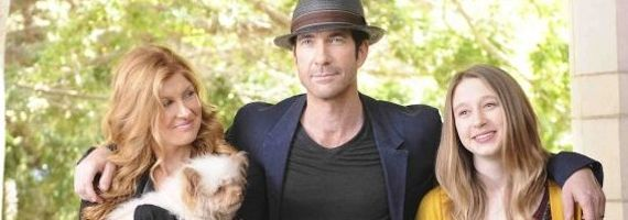 Connie Britton Dylan McDermott Taissa Farmiga American Horror Story American Horror Story Season 3 Details Revealed