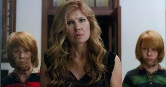 Connie Britton in American Horror Story FX FX Orders Season 2 of American Horror Story