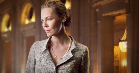 Connie Nielsen The Followin TV News: Supernatural Season 9 Image, CBS Wizard of Oz Medical Drama & More