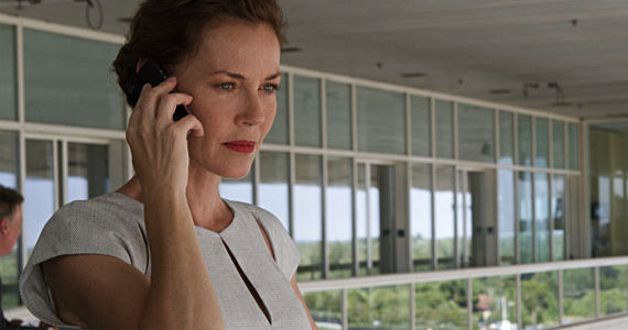 Connie Nielsen in Boss Clinch Boss Season 2, Episode 9: Clinch Recap