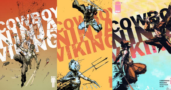 Cowboy Ninja Viking movie Zombieland Writers To Script Cowboy Ninja Viking Adaptation
