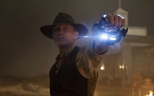 Cowboys and Aliens Daniel Craig Cowboys & Aliens Review