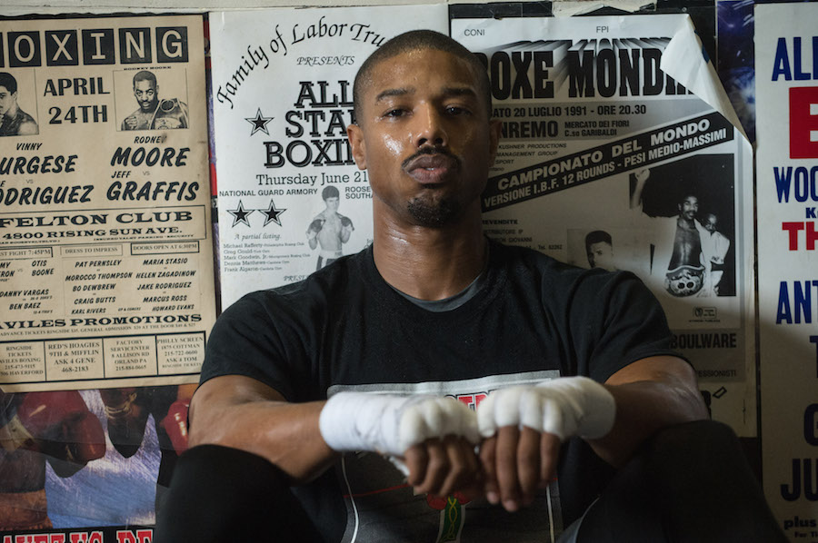 Creed Movie Interviews Creed Interviews: On Rocky, Race, and the New American Underdog Story