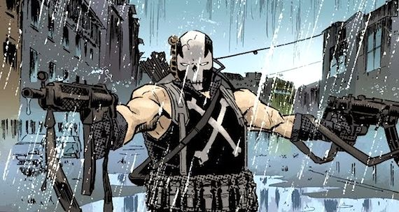 Crossbones Art by Declan Shalvey Frank Grillo Cast as Crossbones in Captain America 2 [Updated]
