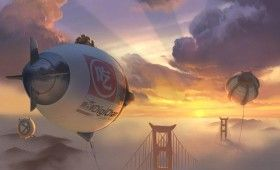 D23 Big Hero 6 Concept 280x170 Pixar & Disney Provide Updates & Details on Future Animation Releases