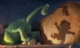 D23 The Good Dinosaur Concept 280x170 Pixar & Disney Provide Updates & Details on Future Animation Releases