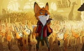 D23 Zootopia Concept 280x170 Pixar & Disney Provide Updates & Details on Future Animation Releases