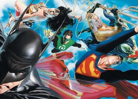 DC Comics Movie Universe Justice League Discussion