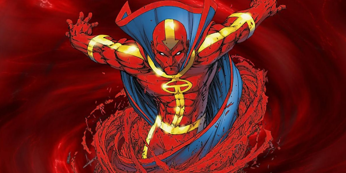 Supergirl: First Look at Iddo Goldberg as Red Tornado