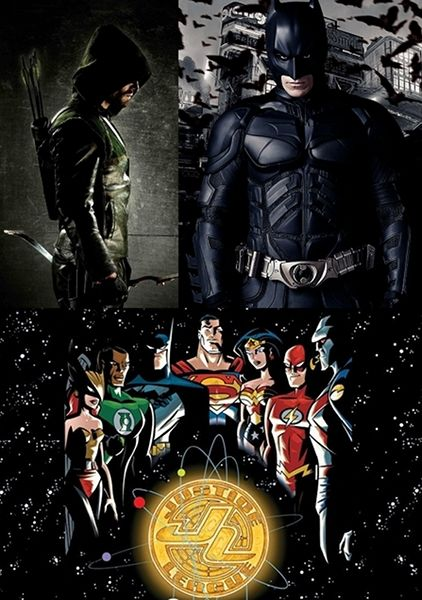 DC Comics Warner Bros Movies TV Shows Cartoon Animated Series