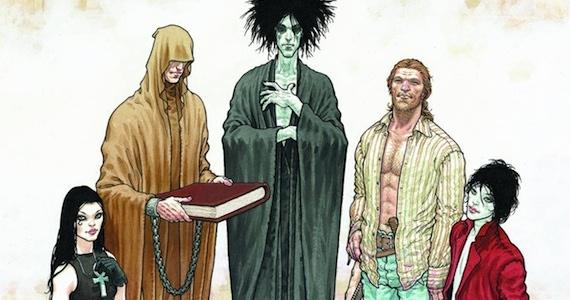 DC Entertaiment Wants Sandman, Fables, and Aquaman Movies