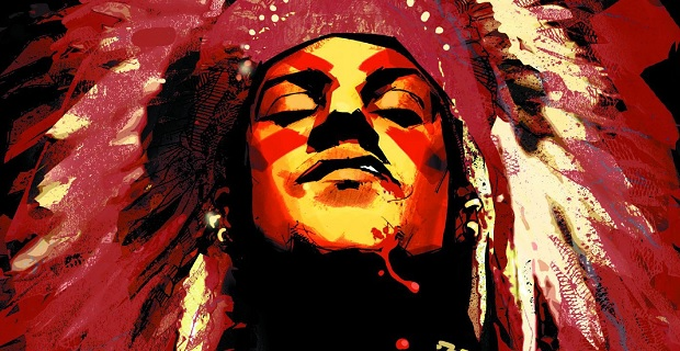 DC comic scalped getting TV adaptation DCs Scalped Comic Book Series Headed to TV
