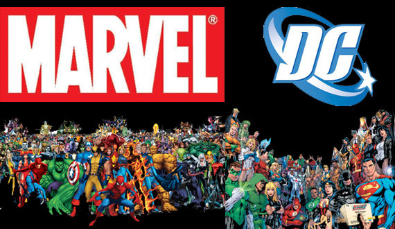 DC vs. Marvel Geek Movie Debate: Summer 2011 vs. Summer 2012