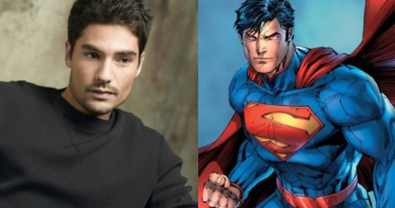DJ Cotrona Superman Justice League Former Superman D.J. Cotrona on Canceled Justice League Movie