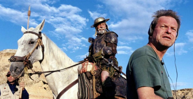DQ Terry Gilliam Finally Filming The Man Who Killed Don Quixote This Year