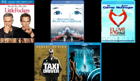DVD Blu ray Home Video releases April 5 DVD/Blu ray Breakdown: April 5, 2011