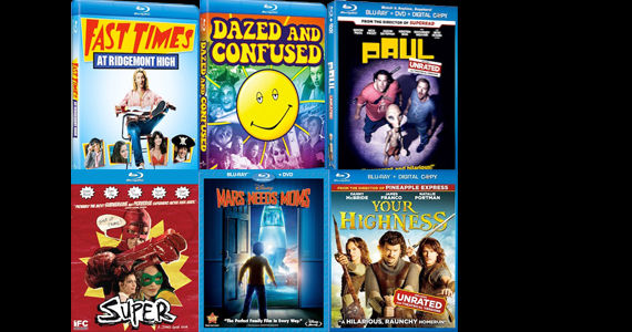 DVD Blu ray Releases August 9 DVD/Blu ray Breakdown: August 9, 2011