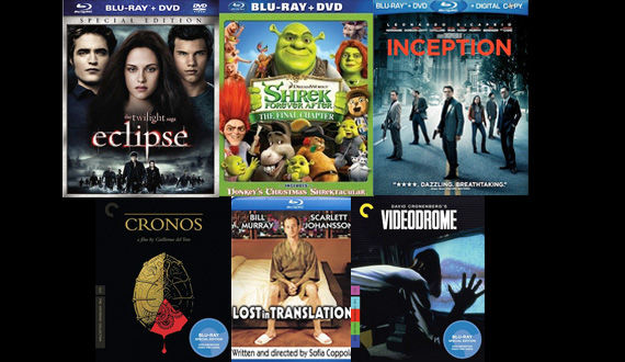 DVD Blu ray Releases Home Video December 7 DVD/Blu ray Breakdown: December 7th, 2010