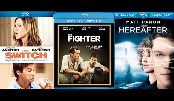 DVD Blu ray Releases Home video March 15 2011 DVD/Blu ray Breakdown: March 15th, 2011