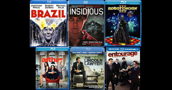 DVD Blu ray Releases July 12 2011 DVD/Blu ray Breakdown: July 12, 2011