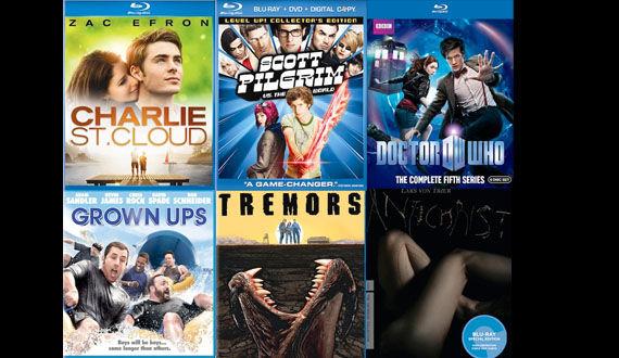 DVD Blu ray Releases November 9 DVD/Blu ray Breakdown: November 9, 2010