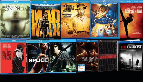 DVD Blu ray Releases October 5 DVD/Blu ray Breakdown: October 5th, 2010