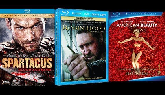 DVD Blu ray Releases September 21 DVD/Blu ray Breakdown: Sept. 20, 2010