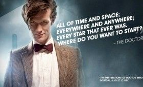 DW The Destinations of Doctor Who 280x170 BBC America To Air Four New Doctor Who Specials