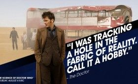 DW The Science of Doctor Who 280x170 BBC America To Air Four New Doctor Who Specials