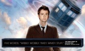 DW The Timey Wimey Stuff of Doctor Who 280x170 BBC America To Air Four New Doctor Who Specials