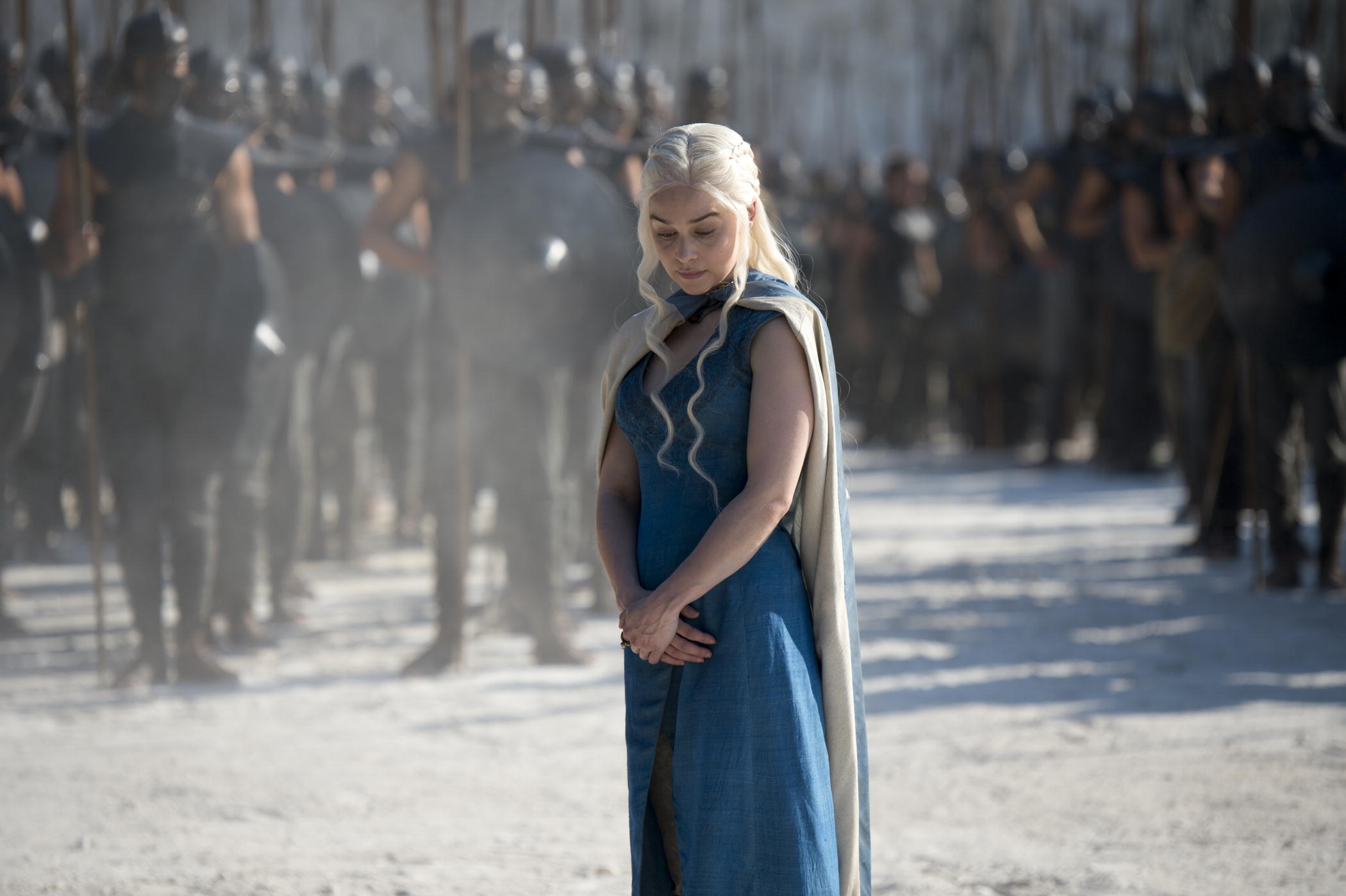 'Game of Thrones' Purple Wedding Aftermath Preview & Images