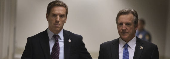 Damian Lewis Jamey Sheridan in Homeland Beirut is Back Homeland Season 2, Episode 2: Beirut Is Back Recap