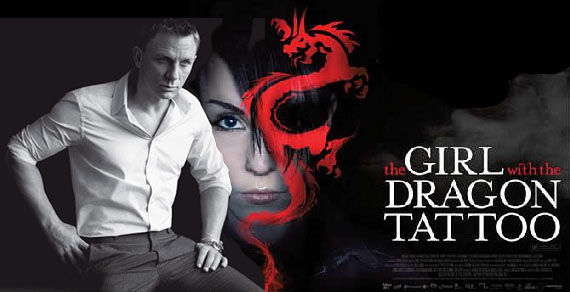 Daniel Craig The Girl With the Dragon Tattoo Daniel Craig To Star In Finchers Dragon Tattoo Remake?