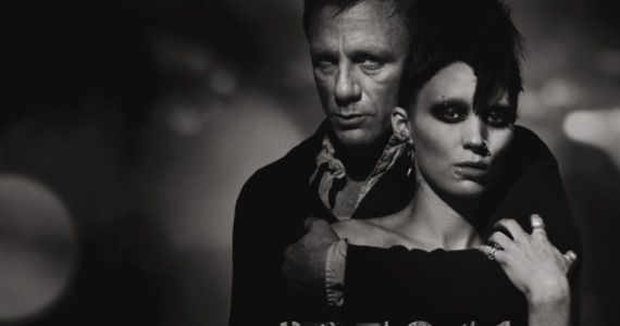 Daniel Craig and Rooney Mara in Girl With the Dragon Tattoo Screen Rants 2011 Fall Movie Preview
